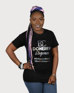 Cherry Marshall CEO of Donerry Elegance